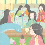 ミリオン出版のまちがいさがし(主線無し)